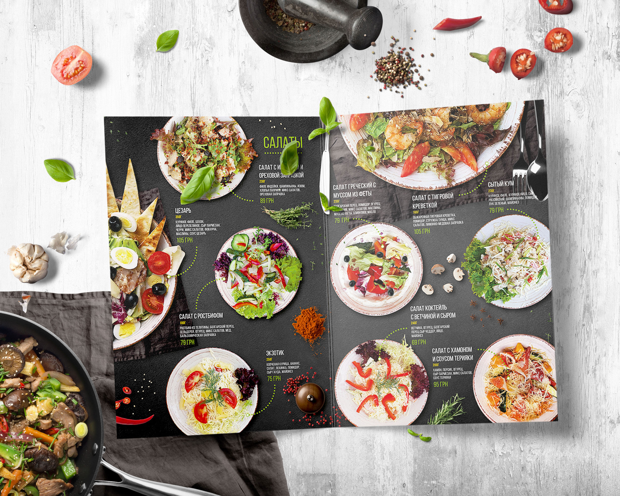 Pizza&Sushi Life menu 7