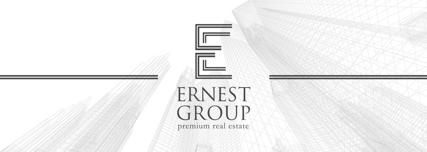 Ernest Group branding