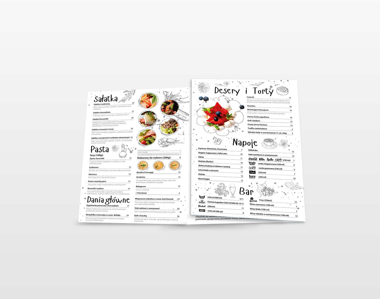 ORO menu 2
