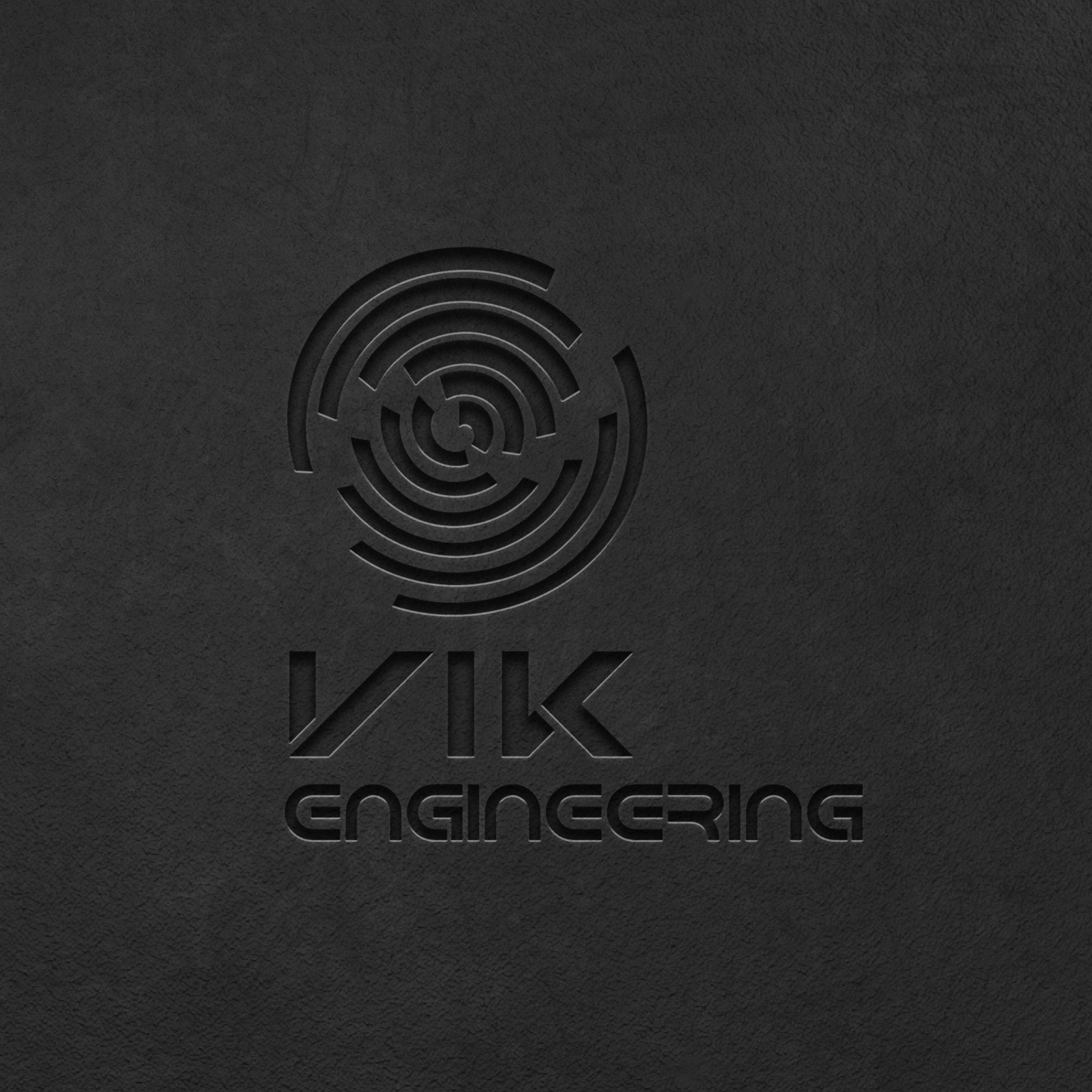 Vik Engineering logotype