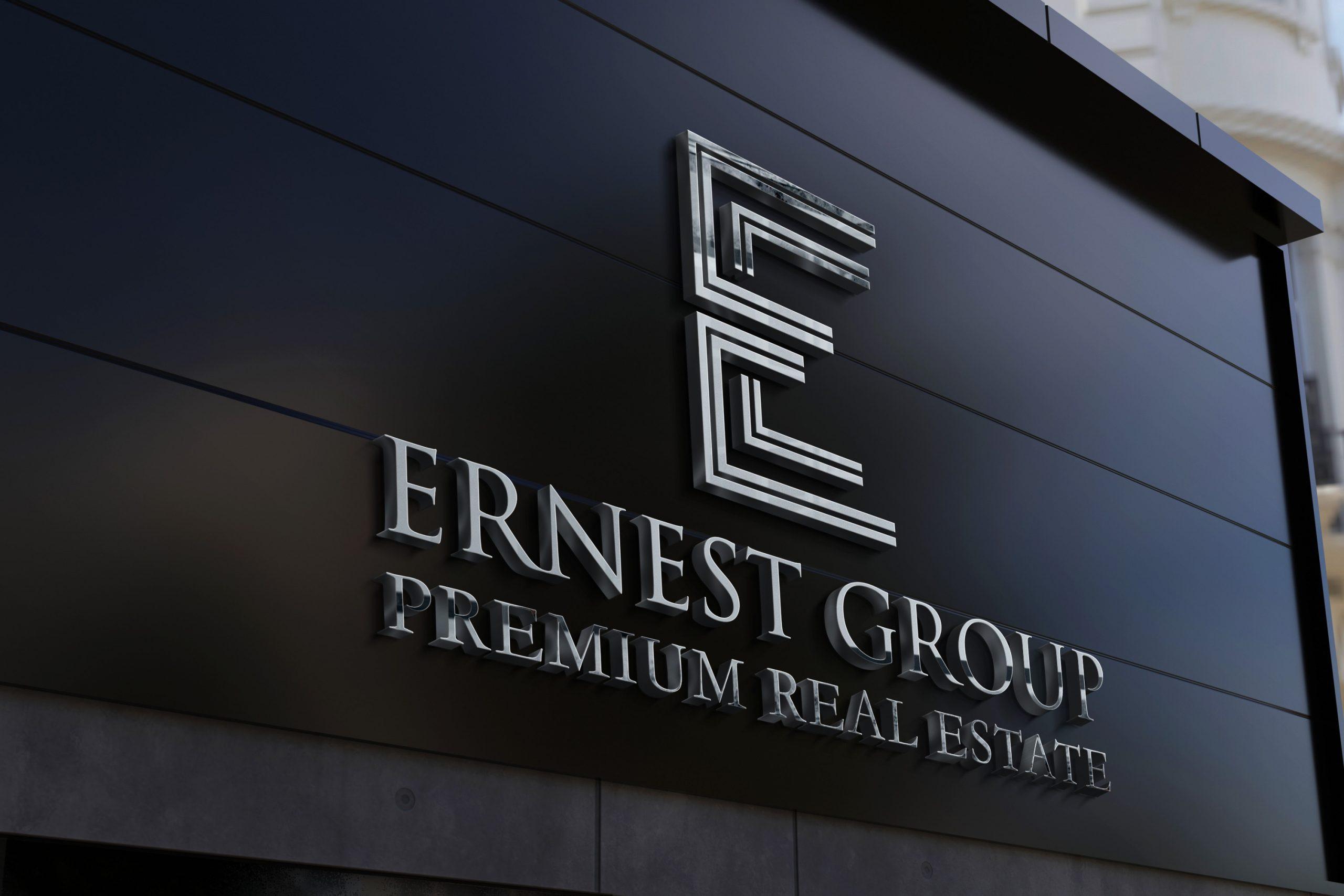 Ernest Group logo