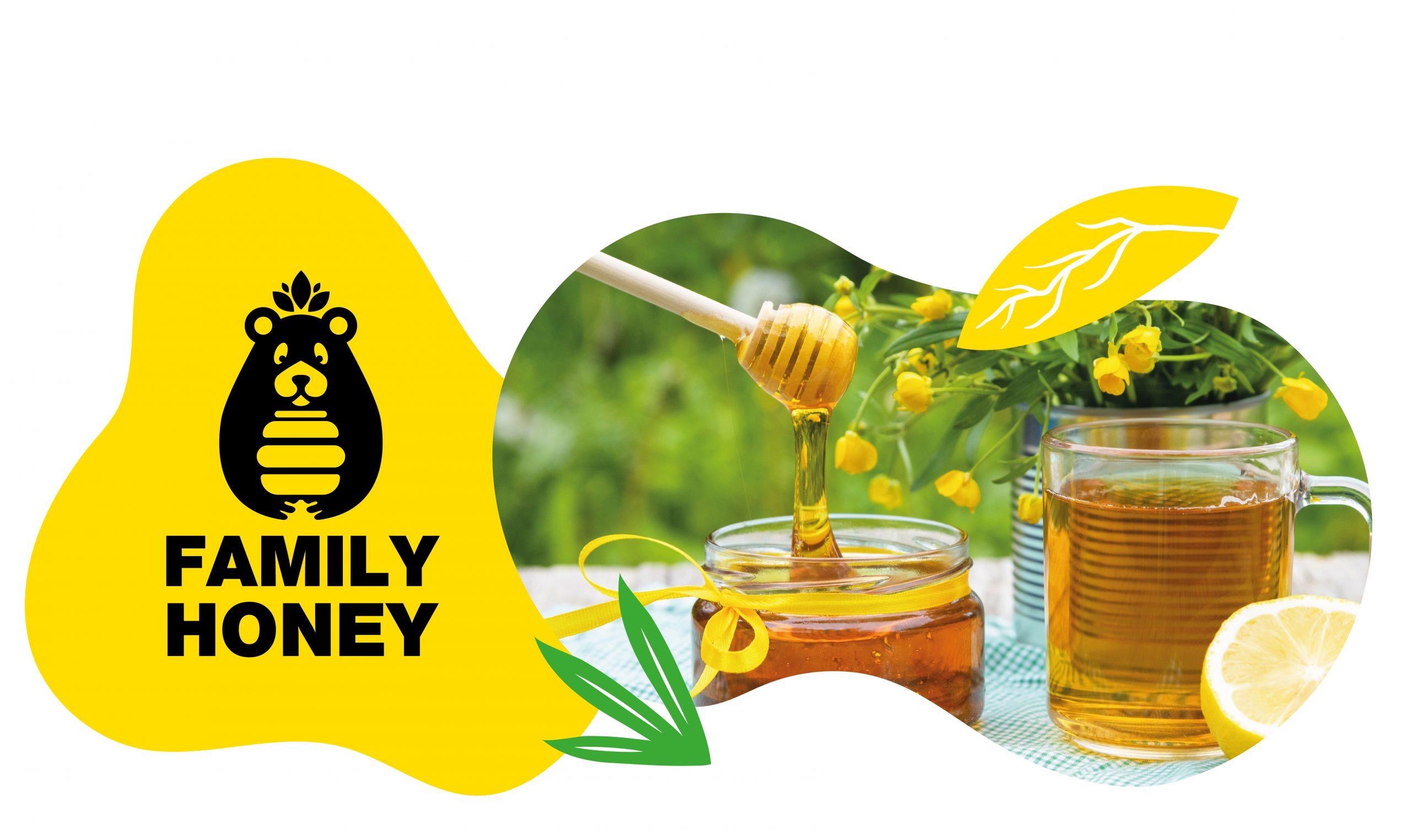 Family Honey banner