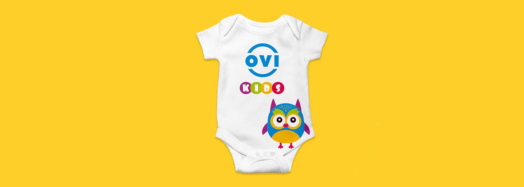 Ovi Kids logotype