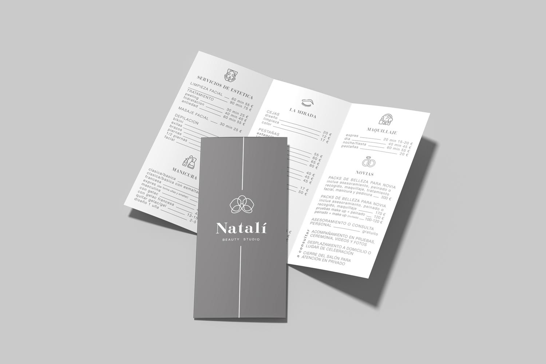 Nataly буклет