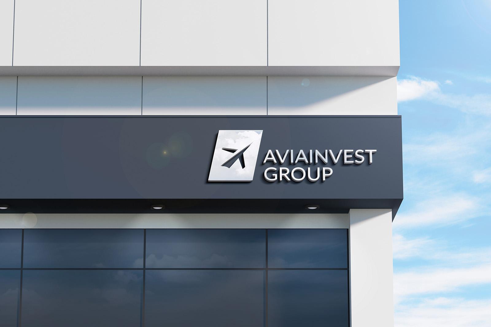 Aviainvest Group branding