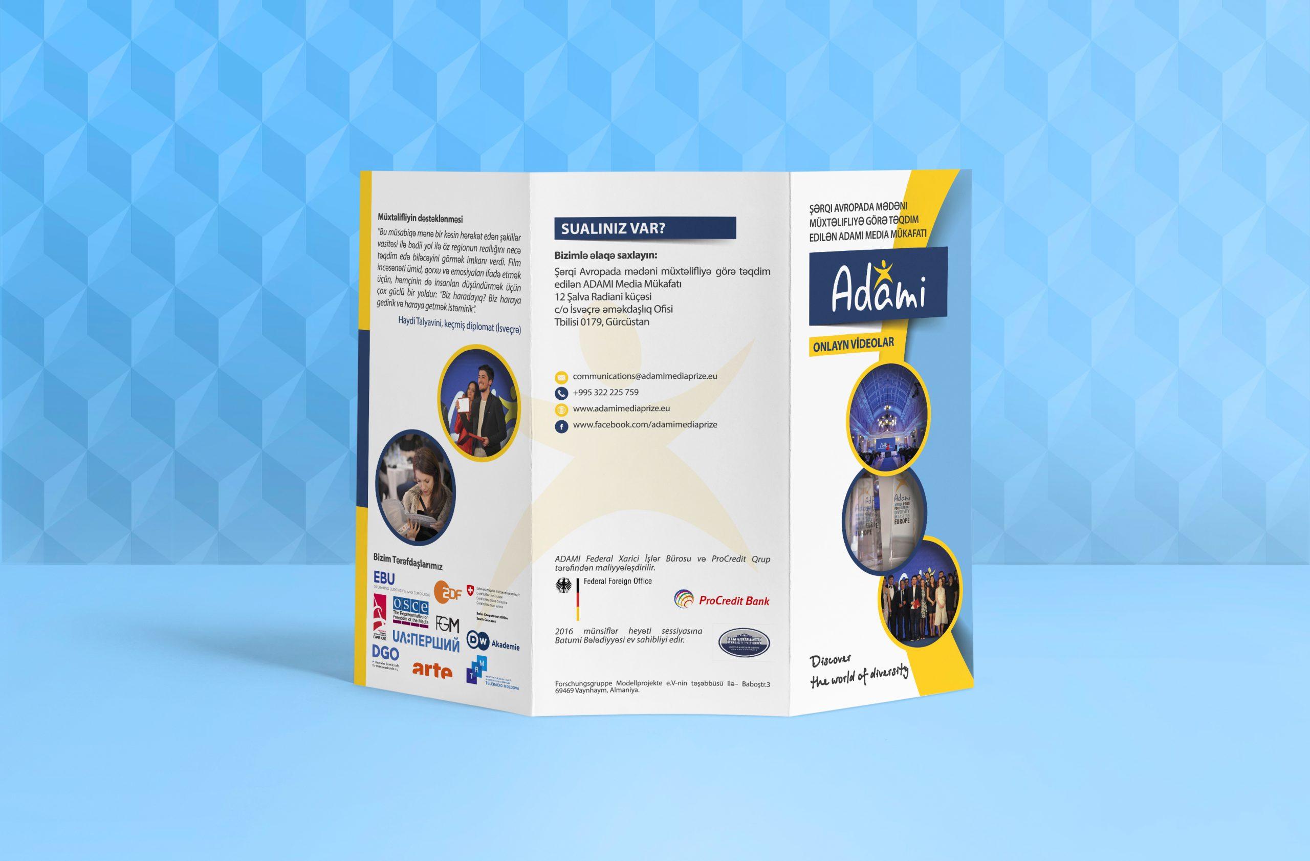 Adami booklet