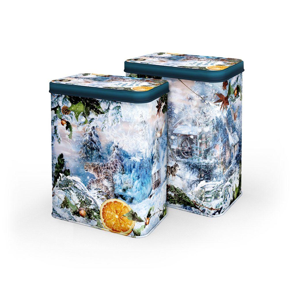 Логинс Смак дизайн коробки