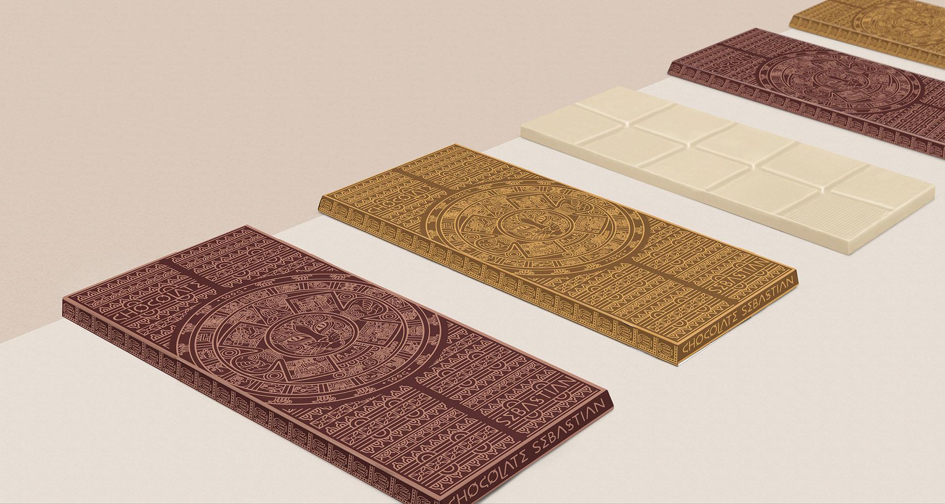 Chocolate box design