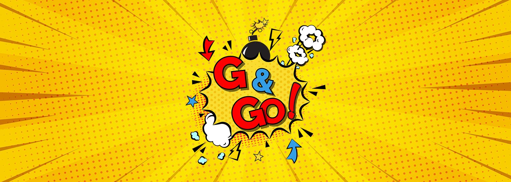 G&GO дизайн оформления ютуб