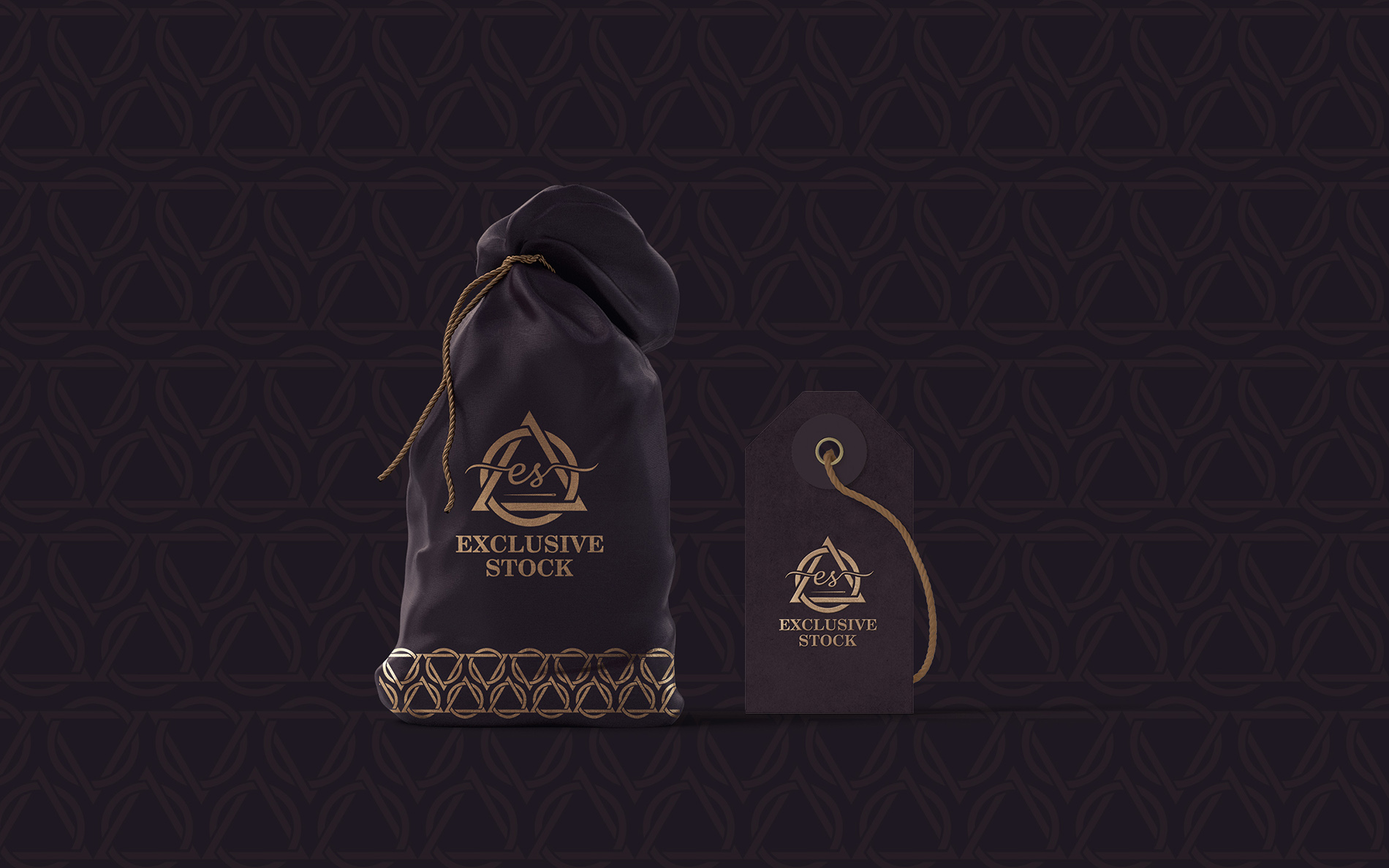 Exlusive Stock создание визитки Харьков