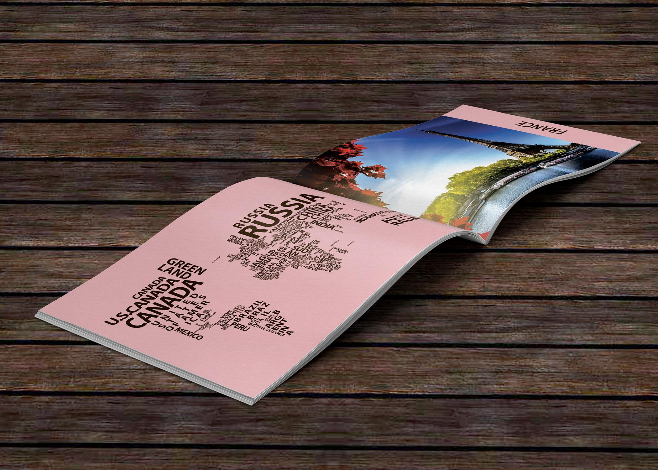 Expanse Travel разработка каталога