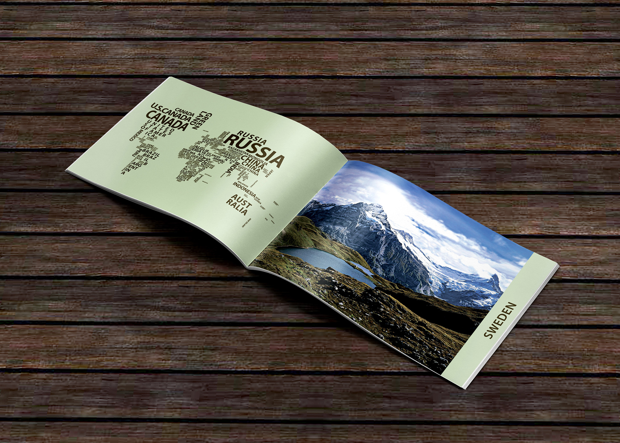 Expanse Travel создание каталога