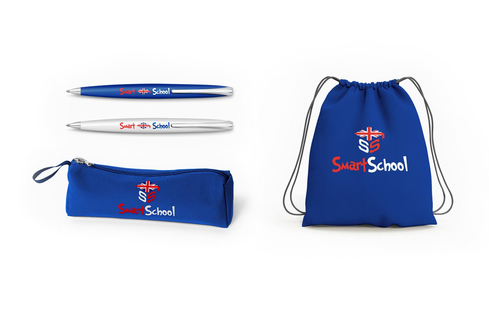 Smart School дизайн сувенирной продукции